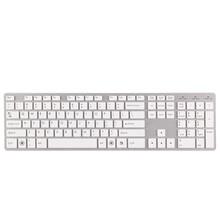 供应达威尔RF1430K游戏家用办公迷你键盘巧克力无线键盘