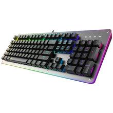 供应B.FRIENDit壁虎忍者GK6A铝合金防水键盘背光RGB有线键盘图片