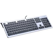供應B.FRIENDit壁虎忍者KB600巧克力鍵盤靜音超薄有線辦公鍵盤圖片