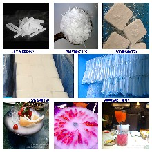江蘇食品級餐飲干冰吾愛電商塊狀干冰冷鏈運輸干冰圖片