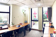 小型办公室出租地铁周边费用全免便宜