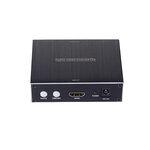 厂家直销HDMI转AV+S端子转换器,寻国内外代理商家