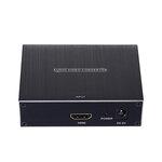 厂家直供HDMI转VGA+光纤+3.5音频转换器,记寻代理贸易商,电商合作。