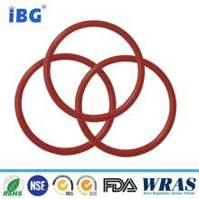 硅橡胶密封圈IBG工厂直销图片