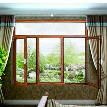 70断桥平开窗隔音隔热门窗厂家批发定制门窗