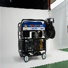 10kw柴油發電機供移動使用