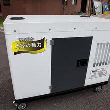 ATS全自動20kw小型柴油發電機
