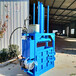 广西贵港生产液压打包机厂家160吨卧式打包机价格多少钱
