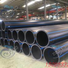 高密度聚乙烯管价格-pe市政专用管-给水排水等等