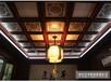 环保集成吊顶铝天花板吊顶模块300300香榭丽舍艺术铝扣板