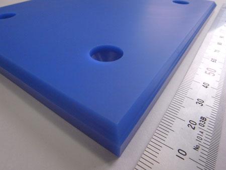 蓝色厚超高分子量聚乙烯板,抗静电聚乙烯板,超高分子量聚乙烯衬板