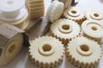 高分子聚乙烯蜗轮,各种型号造纸机械专用蜗轮