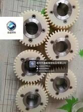 高分子塑料齿轮,德州18齿耐磨聚乙烯齿轮加工图片