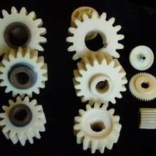 德州精加工尼龙链轮,耐摩擦尼龙齿轮图纸加工,小模数尼龙齿轮图片