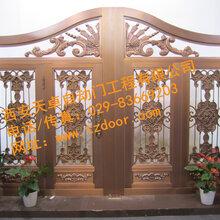 西安办公楼铜门,西安办公楼铜门安装