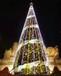 大型5米8米10米圣诞树租赁圣诞树厂家批发价格
