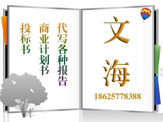 沧州想投标书写标书如何制作标书