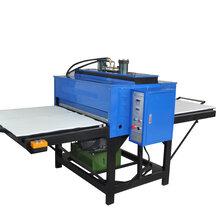 津科DZS-YA4G厂家供应服装加工T恤印画机自动双缸液压升华转印机烫画机烫图机压烫机图片