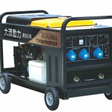 TOTO300A-汽油发电电焊机