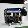 发电电焊一体机