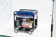 单三相190A柴油发电电焊机三包