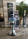 自主研发机场业务咨询机器人,艾娃机场机器人,迎宾导览业务咨询