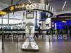2017最新版机场迎宾导览机器人,艾娃机器人,迎宾咨询机器人
