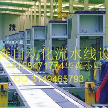 专业生产JP柜组装流水线