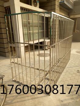北京昌平天通苑周边安装小区防护栏不锈钢护窗安装断桥铝窗户