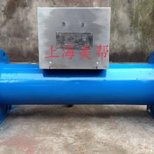 杀菌灭藻电子除垢仪,多功能电子水处理器DN100