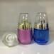 透明玻璃瓶高档试用装瓶子美容用品包装美容院分装瓶纯露液体补水粉底液瓶子玻璃瓶包装包材套装
