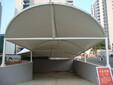 膜结构棚遮阳蓬制作图片
