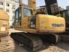 土方车小松200-8二手挖掘机低价出售