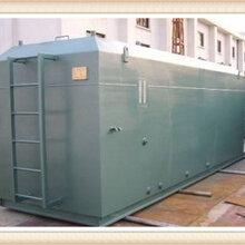 平顶山地埋式污水处理设备300吨小区设备报价
