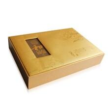 彩色包装盒瓦楞盒月饼盒印刷包装