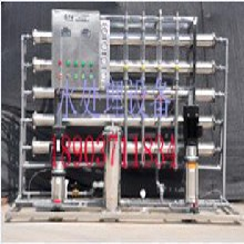 河南郑州纯净水设备、桶装水设备生产厂,EDI超纯水设备图片