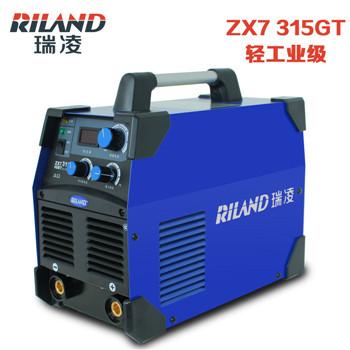 品瑞凌实业逆变直流电焊机ZX7-315GT进口IGBT工业级大电流-中国图片