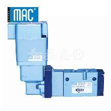 MAC北京代理丨美国MAC四通电磁阀800系列MACvalves