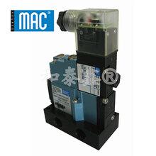 美国MAC中国代理丨三通电磁阀53系列MACvalves