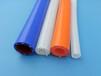 珠海玻纤编织双层硅胶管厂家直销