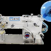 港中现GZX-500A半自动平面贴标机