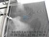 四川绵阳空调外机喷雾降温机组设备房喷雾降温
