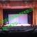 学校礼堂舞台幕布