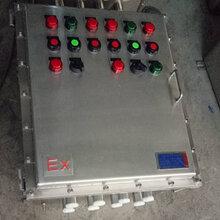 BJX304不锈钢防爆接线箱隔爆型接线箱厂家直销图片