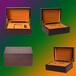 東莞廠家直銷高檔噴油漆手表禮品盒加工定制木箱子包裝盒500起訂