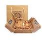 东莞首饰木盒厂家直销高档木质戒指收纳盒精美手饰项链包装实木盒