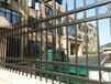 南京锌钢围墙护栏三横杆锌钢护栏南京厂区围栏生产厂家