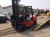 转让二手合力3吨5吨高门架叉车