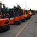 低价转让4米门架三吨叉车二手杭州r新款叉车出售