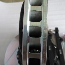 BREMBO刹车卡钳奔驰C级E级奥迪A4L本田奥德赛制动升级BREMBO17ZF40前六后四套装图片